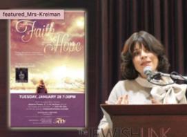 Talks by Devorie Kreiman